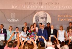 Arraigo y amor por Morelos se cultiva todos los días: Graco Ramírez