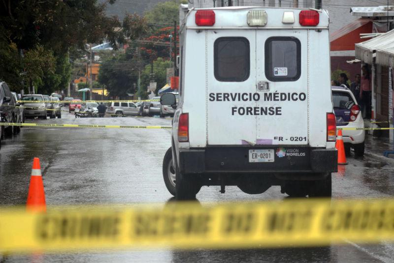 Asesinan a secretario del Juzgado del Reclusorio Norte en la Gustavo A. Madero. Noticias en tiempo real