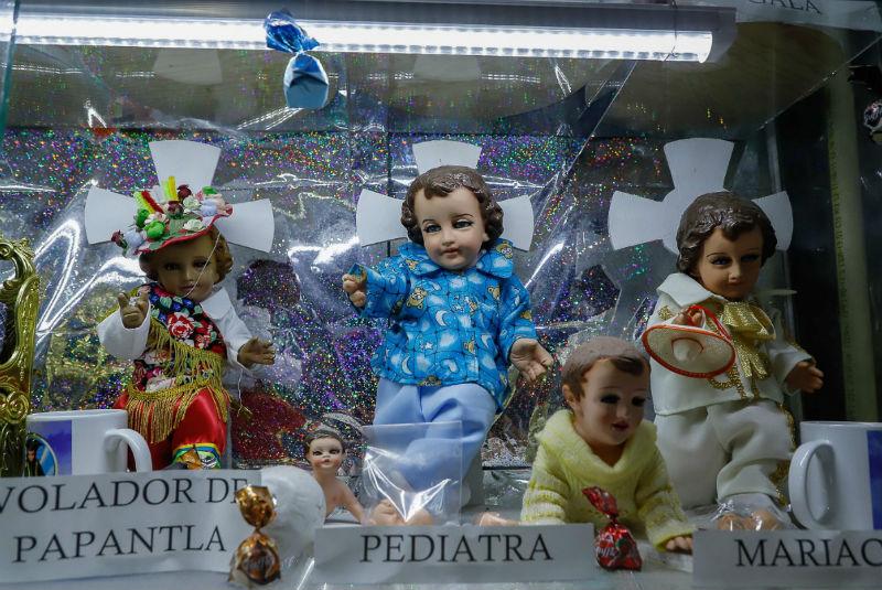 Un Sin Fin De Vestimentas Para Niño Dios Fotos 24 Horas