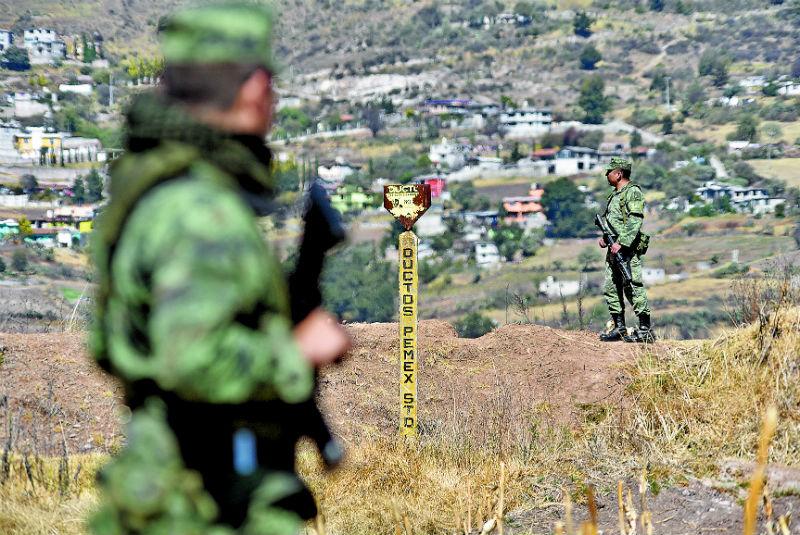 Huachicol, en la impunidad