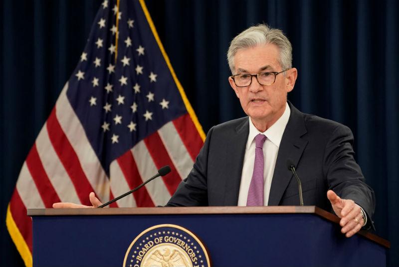 """Powell de la Fed ve un largo camino para cumplir el  """"máximo empleo"""". Noticias en tiempo real"""