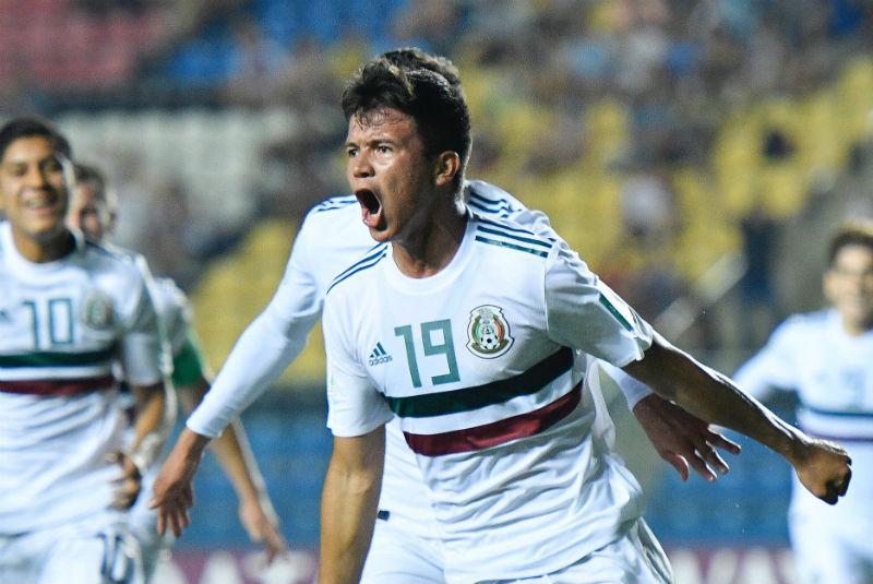 El Tri derrota a Corea del Sur y está en semifinales de Mundial Sub 17. Noticias en tiempo real