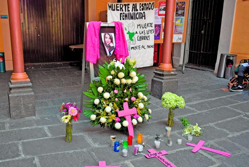 Moviliza el feminicidio de Ingrid a 19 entidades. Noticias en tiempo real