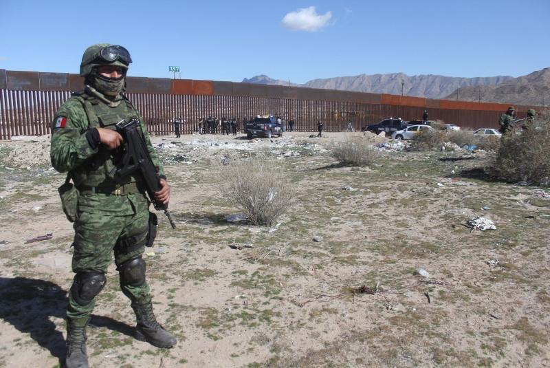 Migrante muere tras cruzar la frontera en Tijuana-San Diego. Noticias en tiempo real