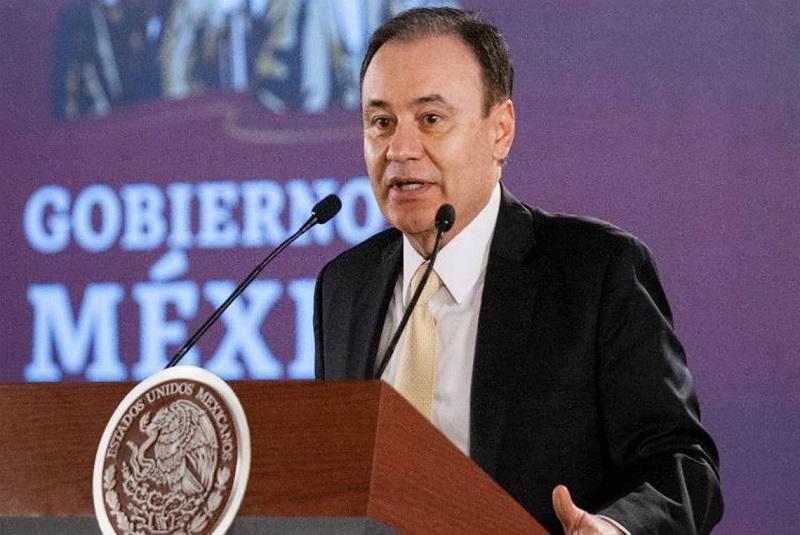 Alfonso Durazo formaliza su renuncia a la Secretaría de Seguridad ante el Senado. Noticias en tiempo real