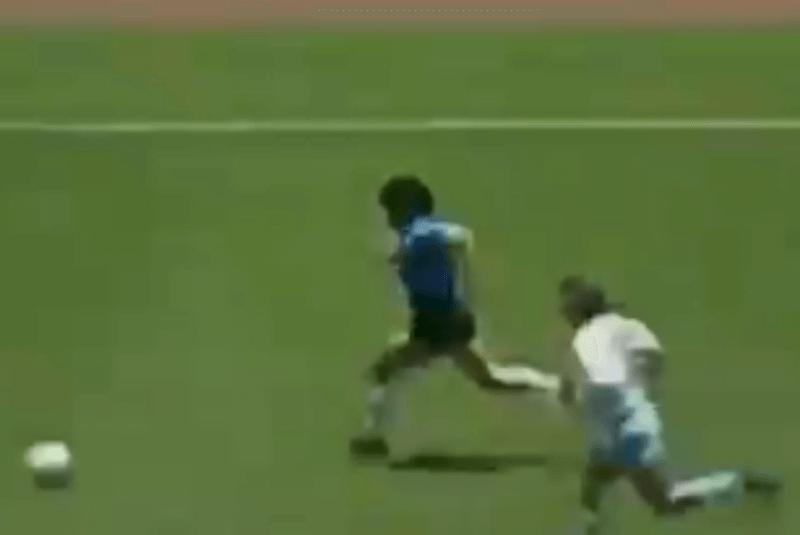 Maradona: La gesta de un héroe a través del gol (+video). Noticias en tiempo real