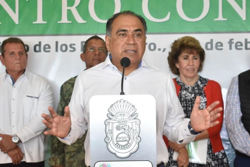 Piden esfuerzo conjunto en Guerrero para reactivación. Noticias en tiempo real