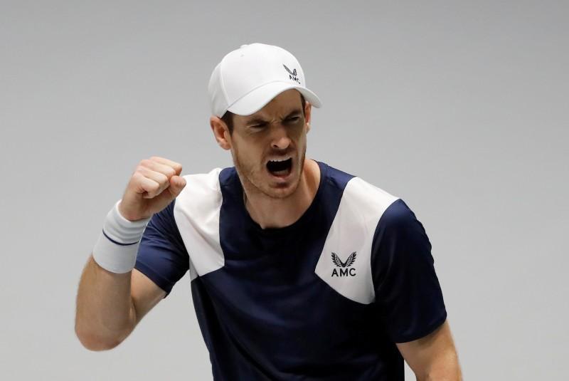 Murray y Clijsters son invitados al Abierto de Estados Unidos. Noticias en tiempo real