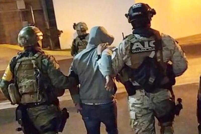 El Cebollo, presunto jefe de seguridad, entre los detenidos en captura de El Marro: Sedena. Noticias en tiempo real