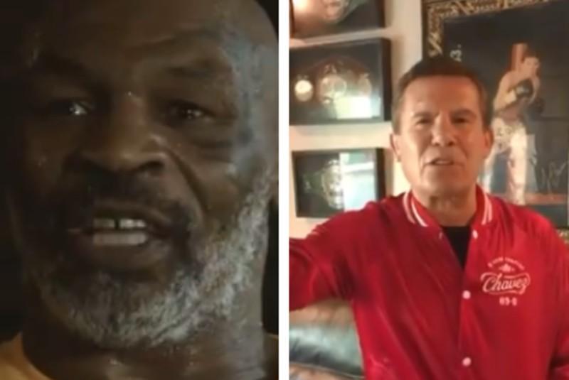 Julio César Chávez explica por qué rechazó un encuentro tras el regreso de Mike Tyson (+video). Noticias en tiempo real