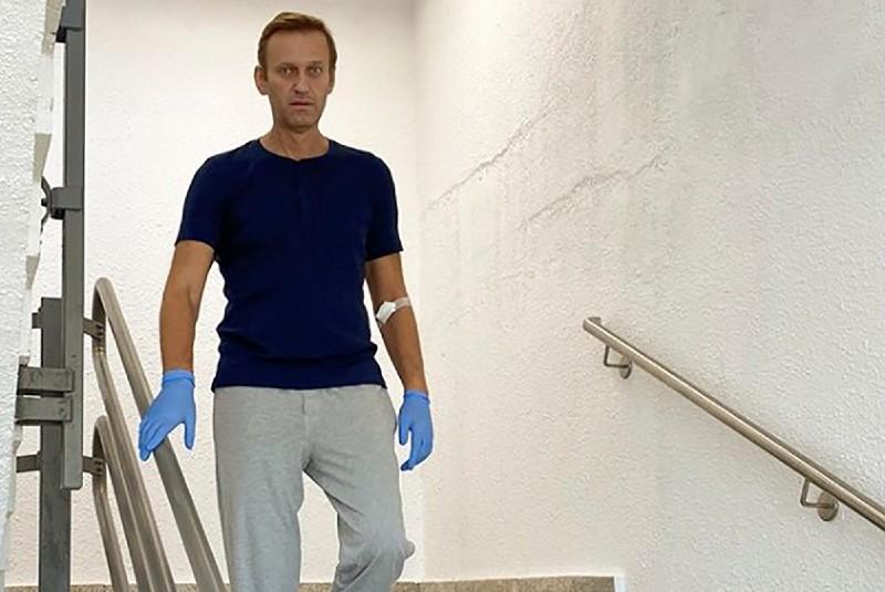 Navalny, crítico del Kremlin, es dado de alta de hospital en Berlín. Noticias en tiempo real