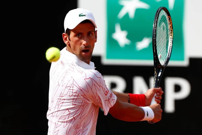 Djokovic vence a Koepfer y pasa a semifinal contra Ruud en Abierto de Tenis de Italia. Noticias en tiempo real