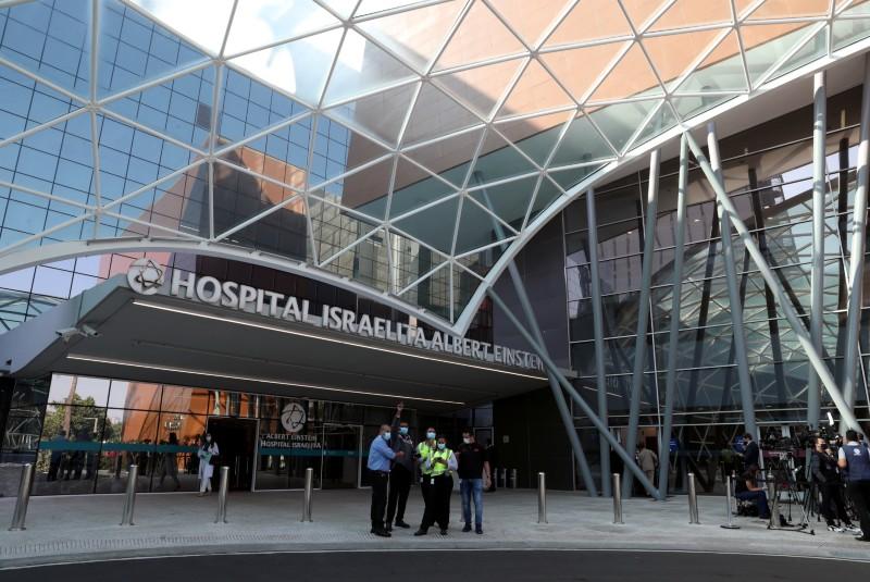 Bolsonaro abandona el hospital tras ser sometido a cirugía por piedra en la vejiga. Noticias en tiempo real