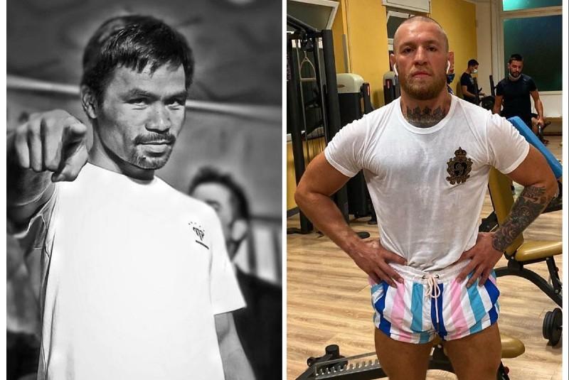 Pacquiao y estrella de artes marciales mixtas McGregor pelearán en 2021. Noticias en tiempo real