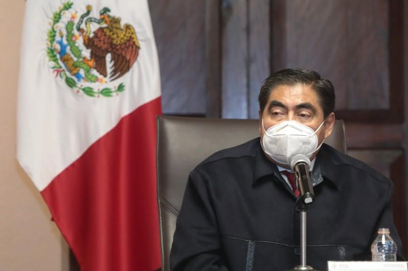 Miguel Barbosa pide mantener comportamiento conservador ante la pandemia. Noticias en tiempo real