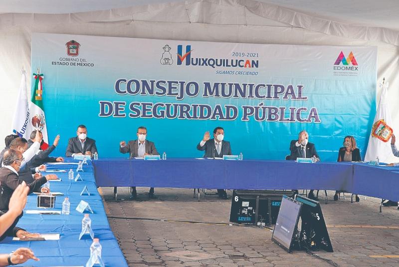 Huixquilucan, municipio más seguro en el Edomex. Noticias en tiempo real