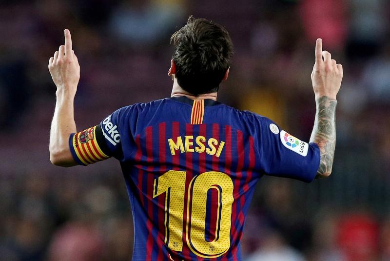 Messi gana batalla legal por el derecho al uso comercial de su nombre. Noticias en tiempo real