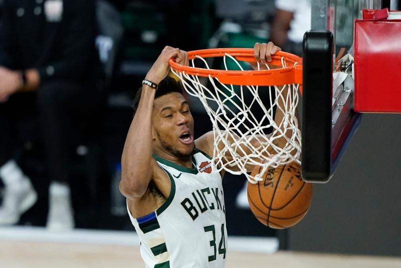 Antetokounmpo de los Bucks gana el MVP de la NBA por segundo año seguido. Noticias en tiempo real