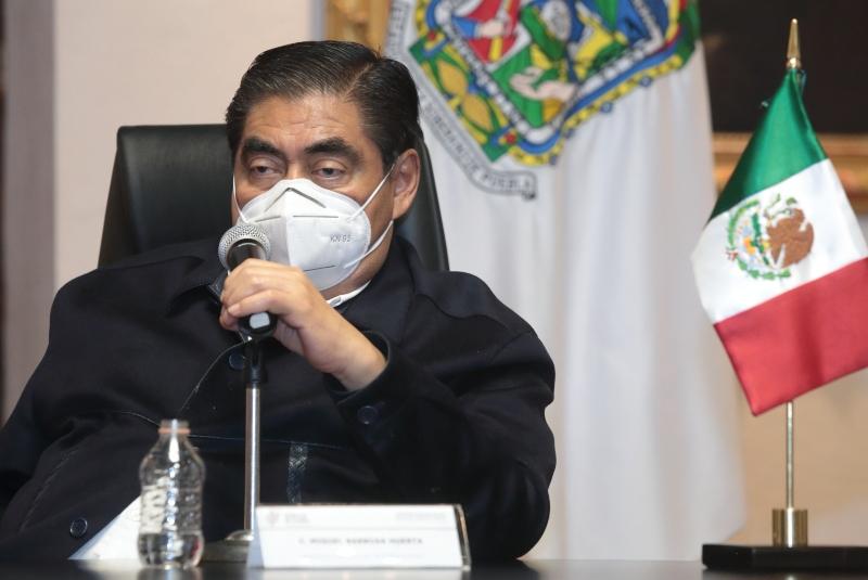 Puebla no baja la guardia; se queda en naranja: MBH. Noticias en tiempo real