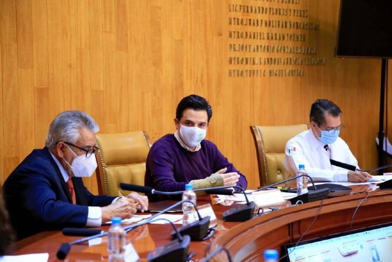 Por emergencia sanitaria, IMSS implementa medidas de seguridad para personal de salud. Noticias en tiempo real