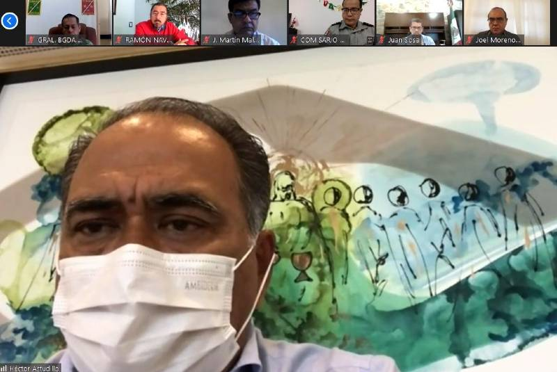 Guerrero se aleja de cifras históricas altas en homicidios dolosos, informa Alfonso Durazo. Noticias en tiempo real