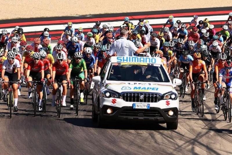 Ciclistas mexicanas participan en el Campeonato Mundial de Ruta. Noticias en tiempo real
