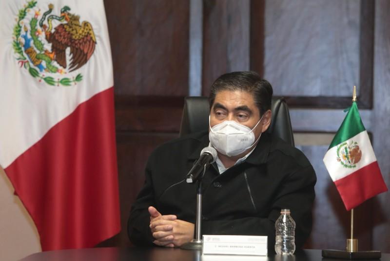 Miguel Barbosa propondrá reforma al sistema judicial para mejorar el actuar de jueces y magistrados. Noticias en tiempo real
