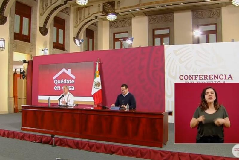 Conferencia de prensa sobre Covid-19 en México (+en vivo). Noticias en tiempo real
