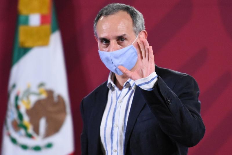 Aunque en descenso, epidemia seguirá hasta abril 2021: López-Gatell. Noticias en tiempo real
