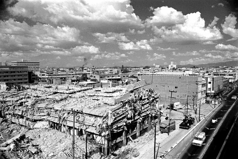 """""""Tuve un segunda oportunidad"""": Juana Jazmín Arias, sobreviviente del sismo de 1985. Noticias en tiempo real"""