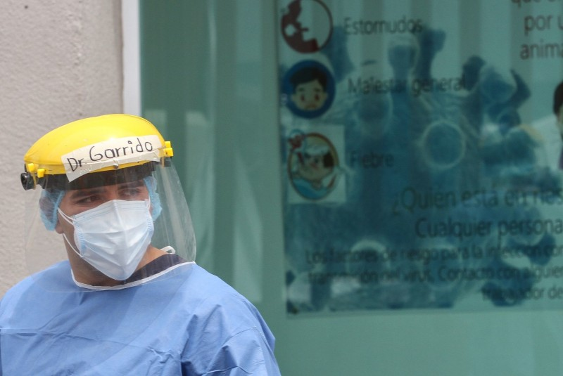 México entre los países con más trabajadores de salud fallecidos por Covid-19. Noticias en tiempo real