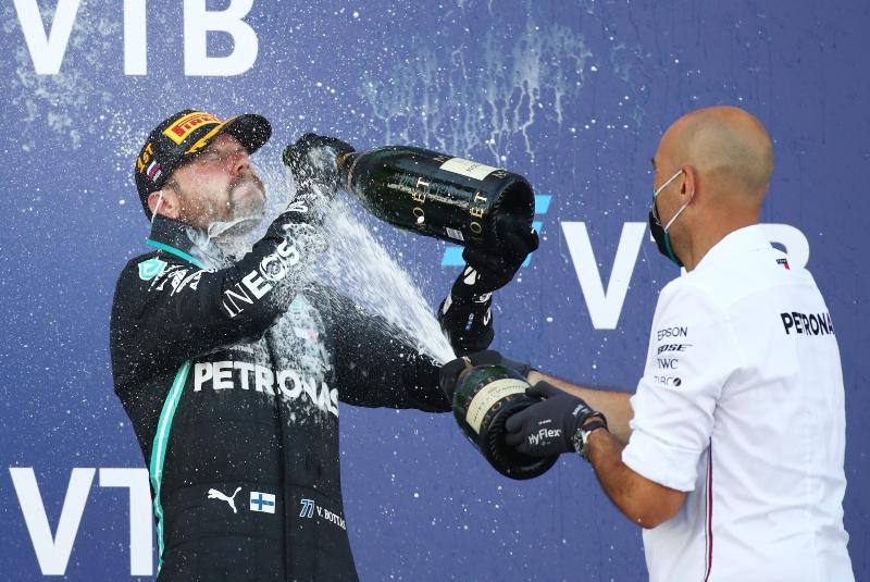 Sergio Pérez consigue el cuarto sitio en el Gran Premio de Rusia. Noticias en tiempo real