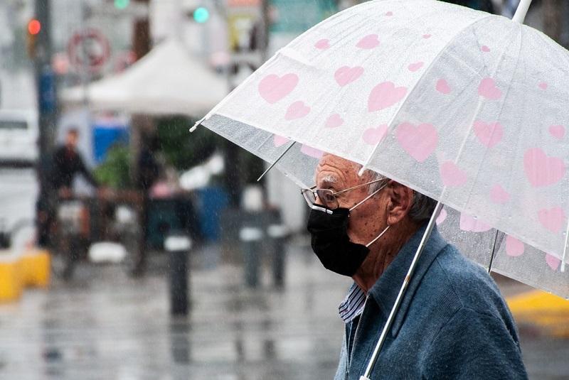 Prevén lluvias y actividad eléctrica en la CDMX. Noticias en tiempo real