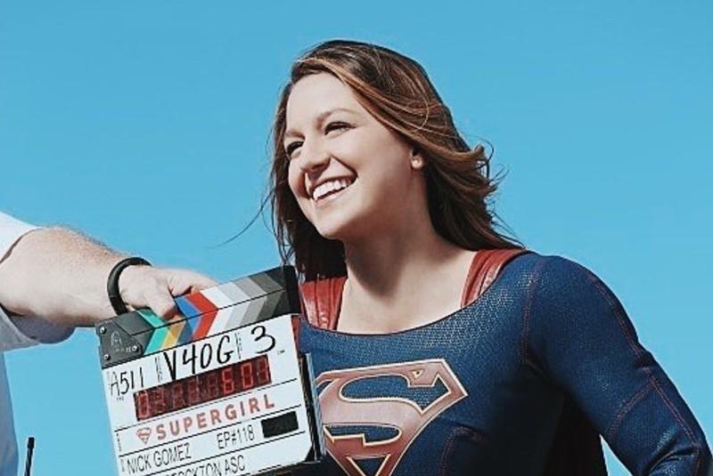 """""""Ha cambiado mi vida"""", Melissa Benoist sobre Supergirl que concluye con sexta temporada. Noticias en tiempo real"""