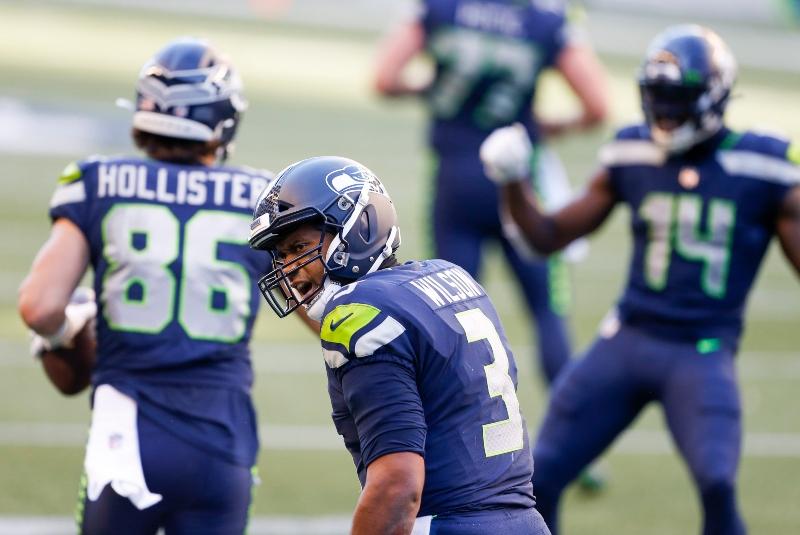 Dallas cae 31-38 ante Seahawks; Russell Wilson lanzó cinco pases de anotación. Noticias en tiempo real