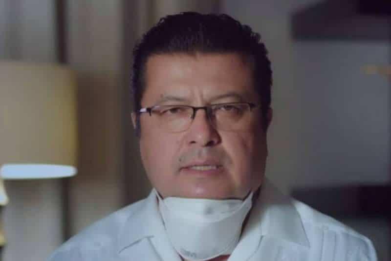 Armando Cabada esperará primer filtro de Morena para pedir licencia. Noticias en tiempo real