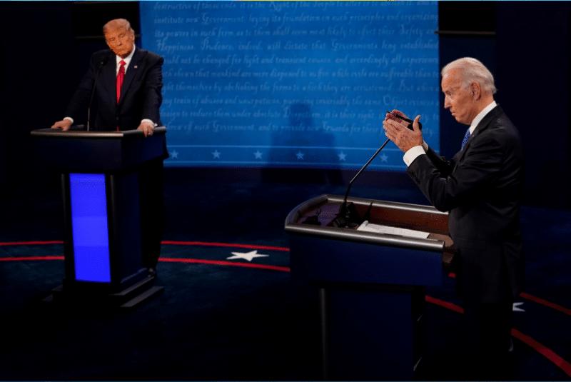 La tradición de debate en Estados Unidos (+video). Noticias en tiempo real