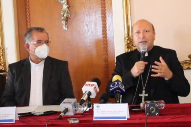 Vaticano no podría prestar códices pedidos por AMLO: Franco Coppola (+video). Noticias en tiempo real