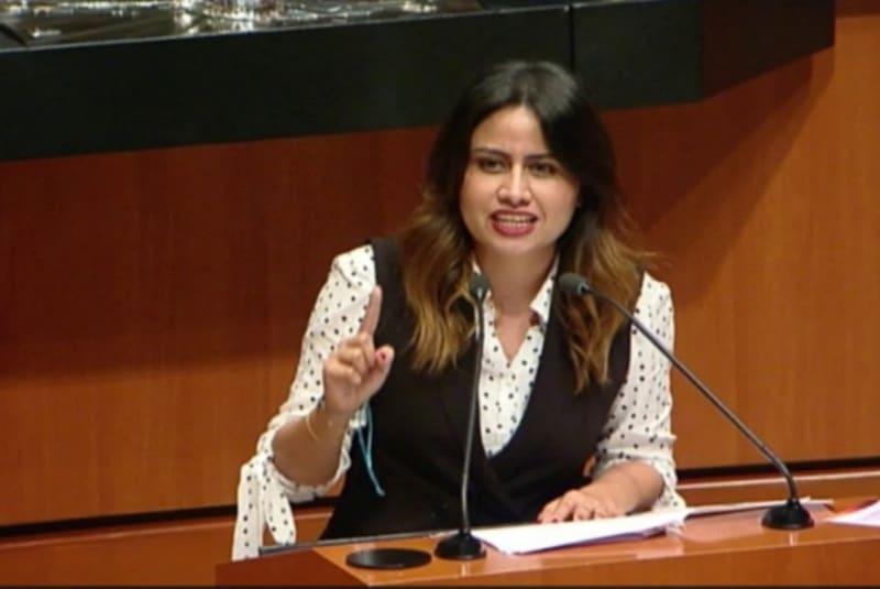Senadora Indira Rosales, da positivo a Covid-19. Noticias en tiempo real
