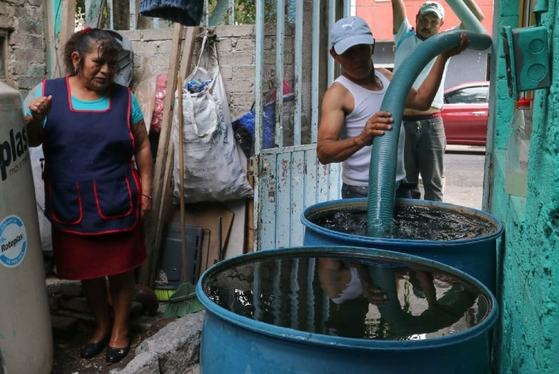 Perfilan aprobar ley general de aguas la próxima semana. Noticias en tiempo real