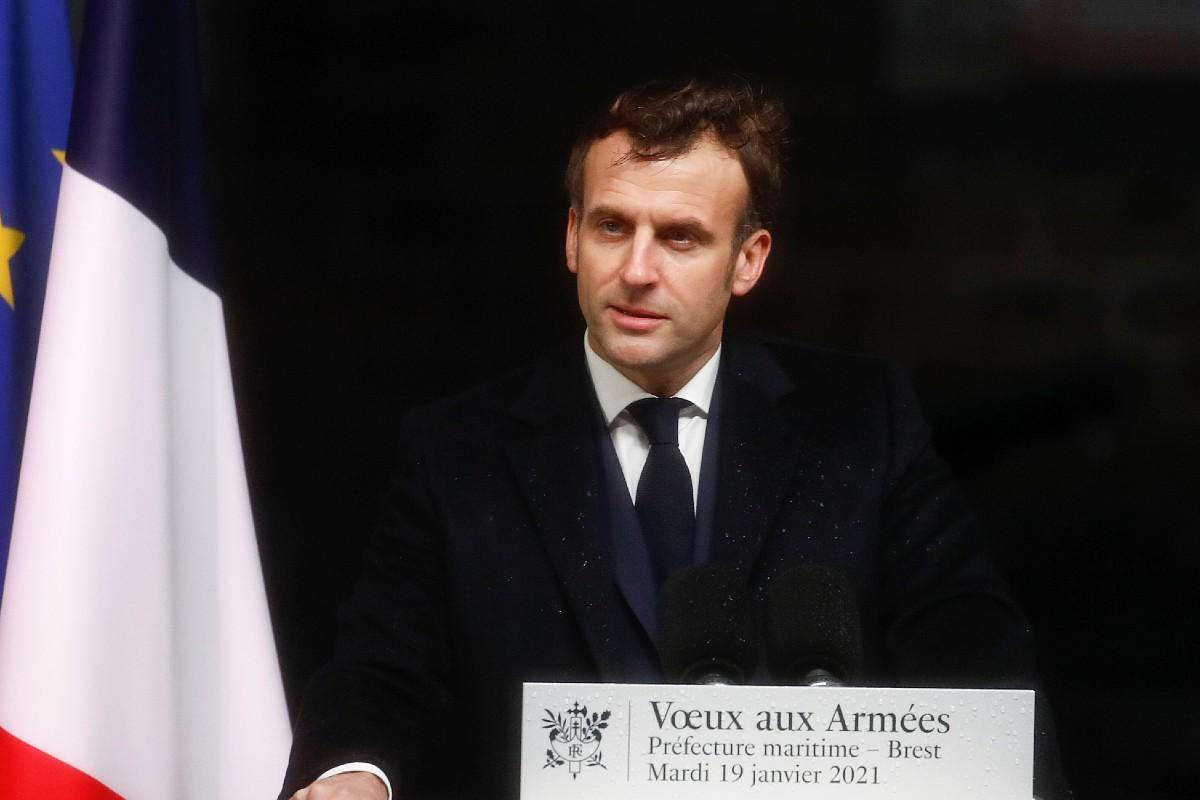 Macron y ministros, víctimas de Pegasus