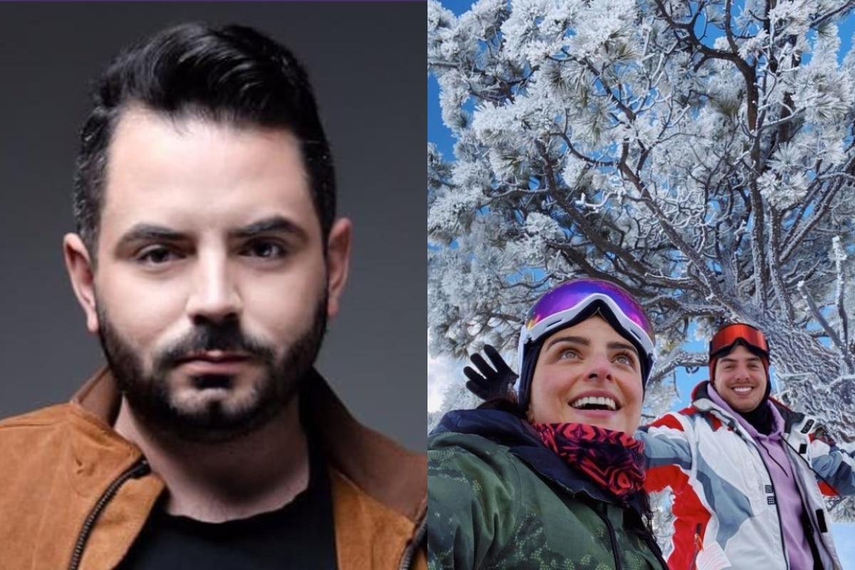 Covidiotas, no pueden viajar tanto: José Eduardo Derbez critica a sus hermanos