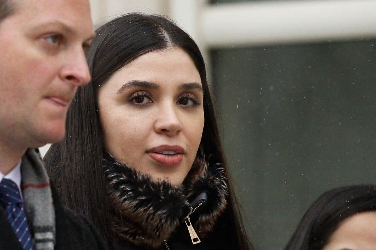 Dan prisión temporal a Emma Coronel