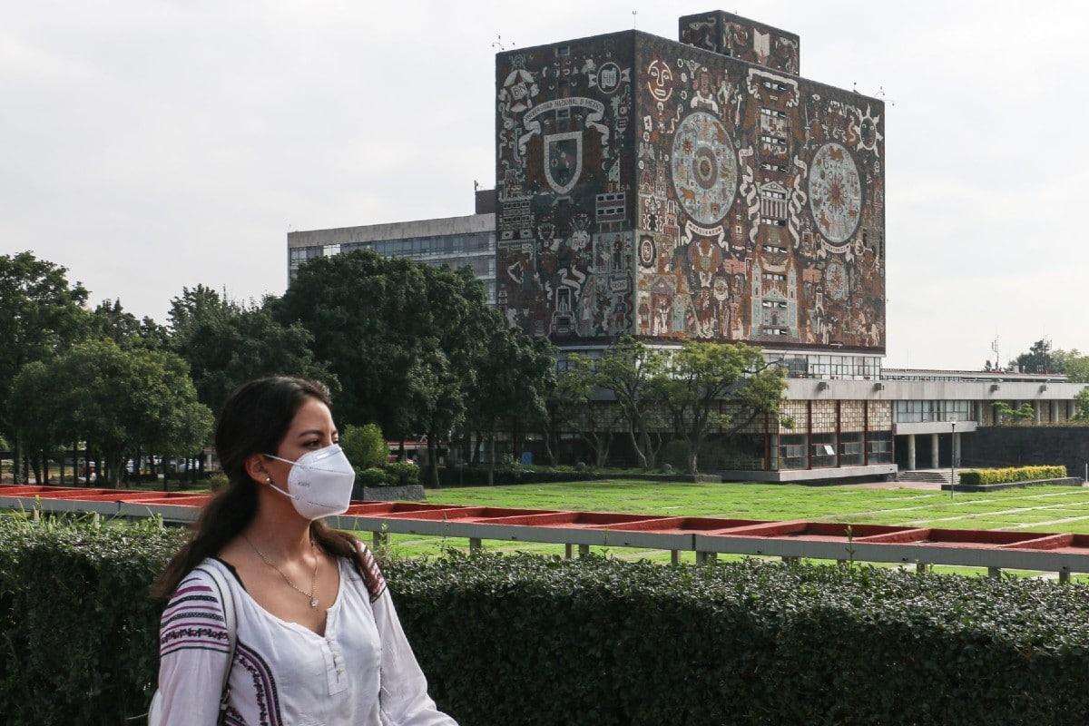 UNAM regresará a clases presenciales hasta 10 días después del semáforo verde
