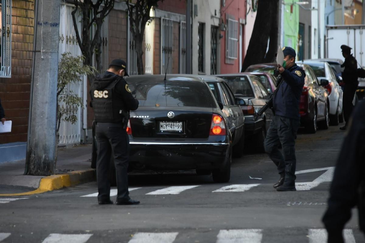 Policía muere tras ser atropellado en la alcaldía Iztapalapa