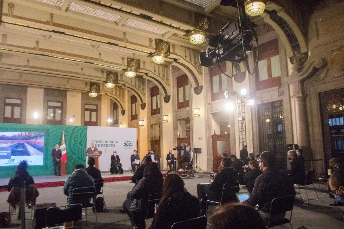AMLO celebra fallo del TEPJF sobre mañaneras