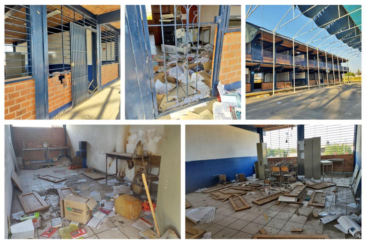 Vandalizadas y saqueadas así están las escuelas de Jalisco tras la pandemia