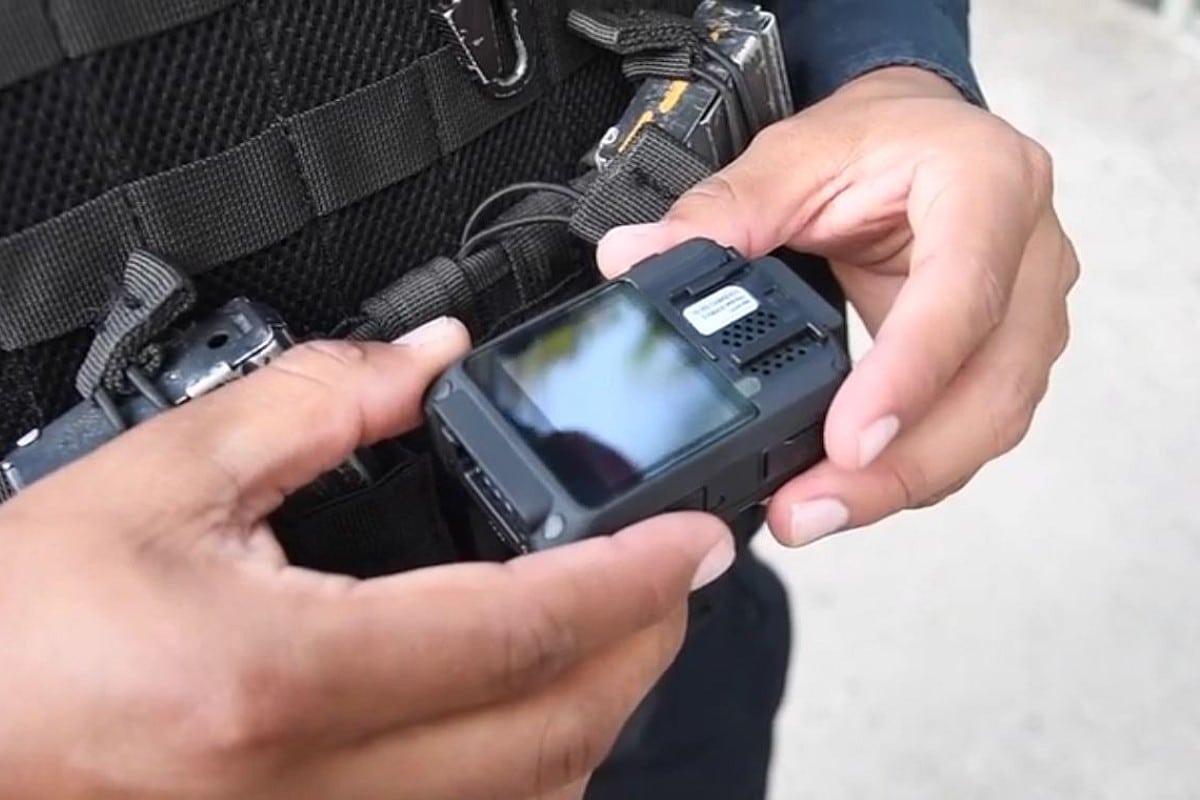 SSP de Quintana Roo entrega 35 cámaras corporales a policías de Tulum
