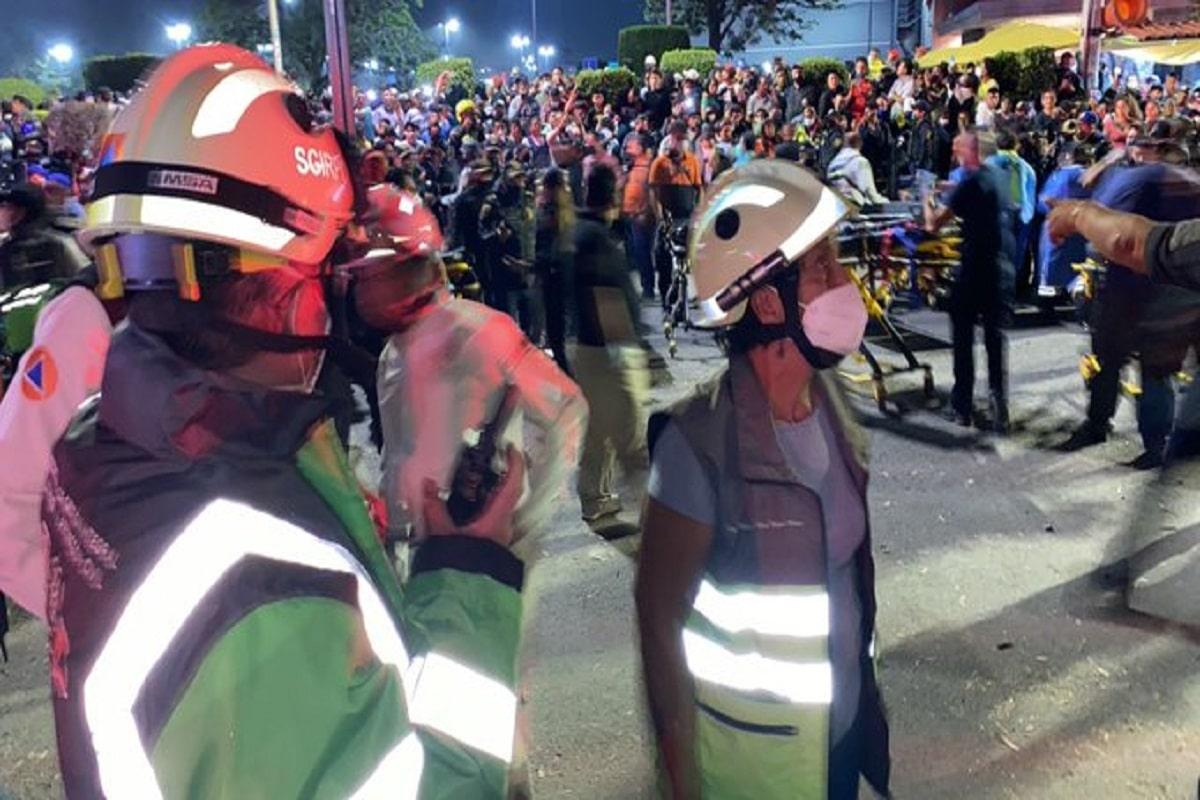 Así reportó la prensa extranjera el accidente en la Línea 12 del Metro