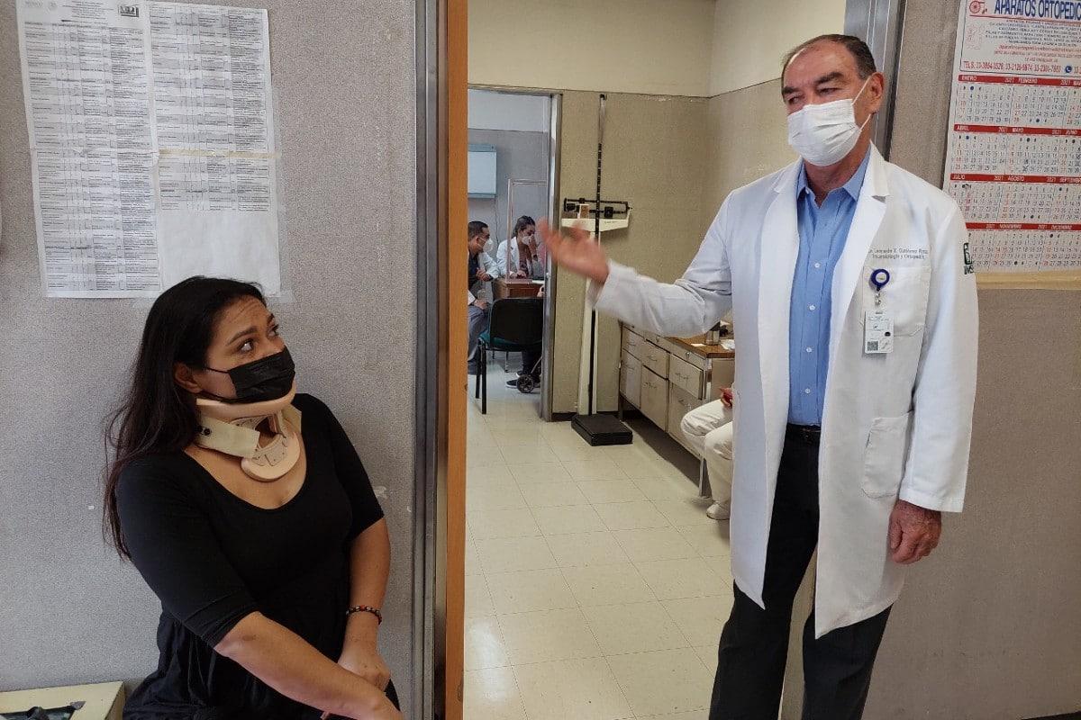 Especialistas del IMSS realizan con éxito cirugía compleja de cabeza y cuello